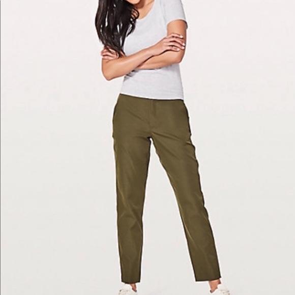 4cd14609c Lululemon City Trek Trouser